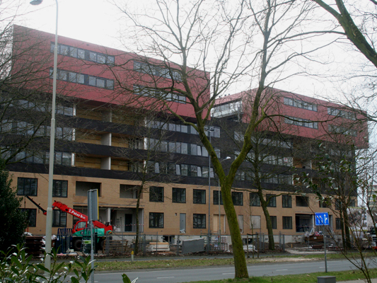 146 appartments and elderly care